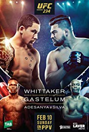 Watch UFC 234: Adesanya vs. Silva Online Free 2019 Putlocker