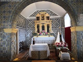 CHURCH / Igreja Nossa Senhora da Luz, Castelo de Vide, Portugal