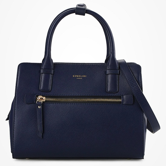 Gobelini R. Z Satchel Bag
