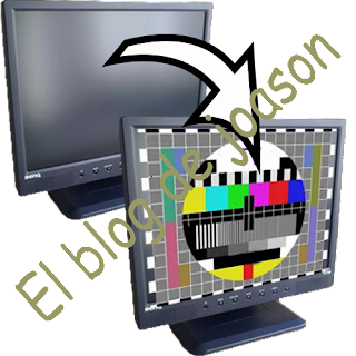 convertir monitor en television
