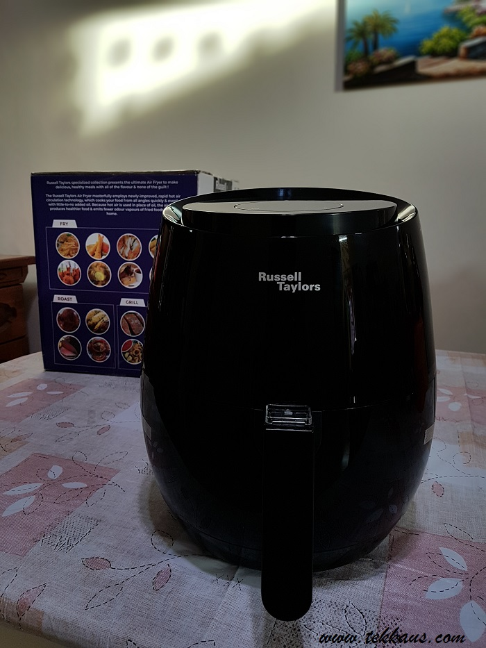 Unboxing Russell Taylors Air Fryer-My Honest Review