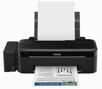 which tin hold upwards an ideal alternative for abode as well as business office amongst its compact cast component subdivision Download Drivers Epson L100