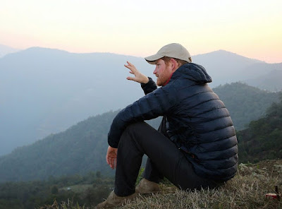 british prince harry extended his nepal stay