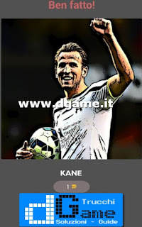 Soluzioni Football Player - Guess Quiz livello 4