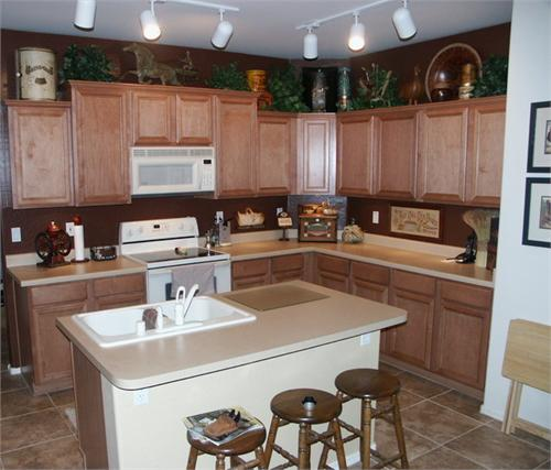 A Stroll Thru Life Kitchen Reno Revisited - Remnant kitchen cabinets