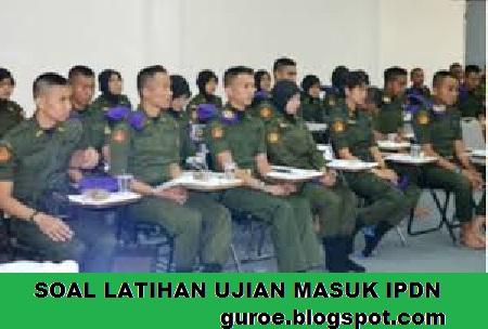 Soal Latihan Ujian Masuk Ipdn Kumpulan Soal Tkd Ipdn 2019