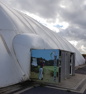 The Golf Dome in Seaton Carew