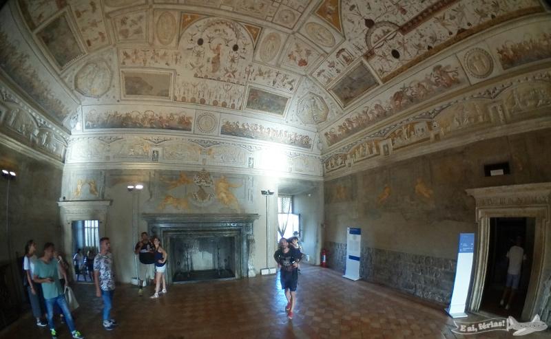 Castelo Sant'Angelo, Roma, Itália