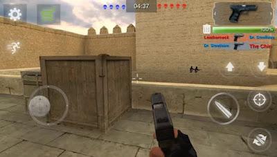 Download Counter Attack Team 3D v1.1.62 MOD APK Terbaru