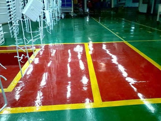 Perbedaan Epoxy Lantai Dengan Floor Hardener Aditya Web Com