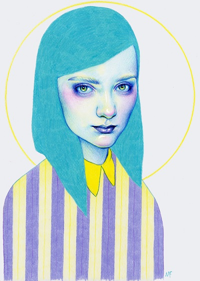 """Pastel"" por Natalie Foss 
