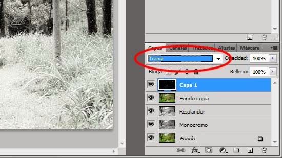 Tutorial Transformar Paisaje de Verano a Invierno con Photoshop Imagen 18