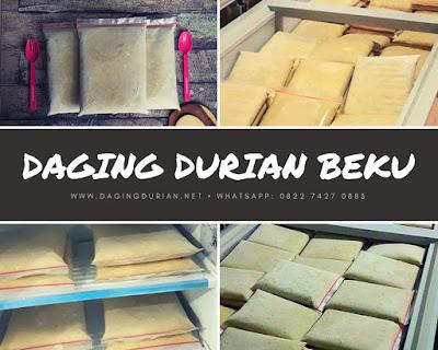 Daging Durian Medan Bermutu di Tangerang