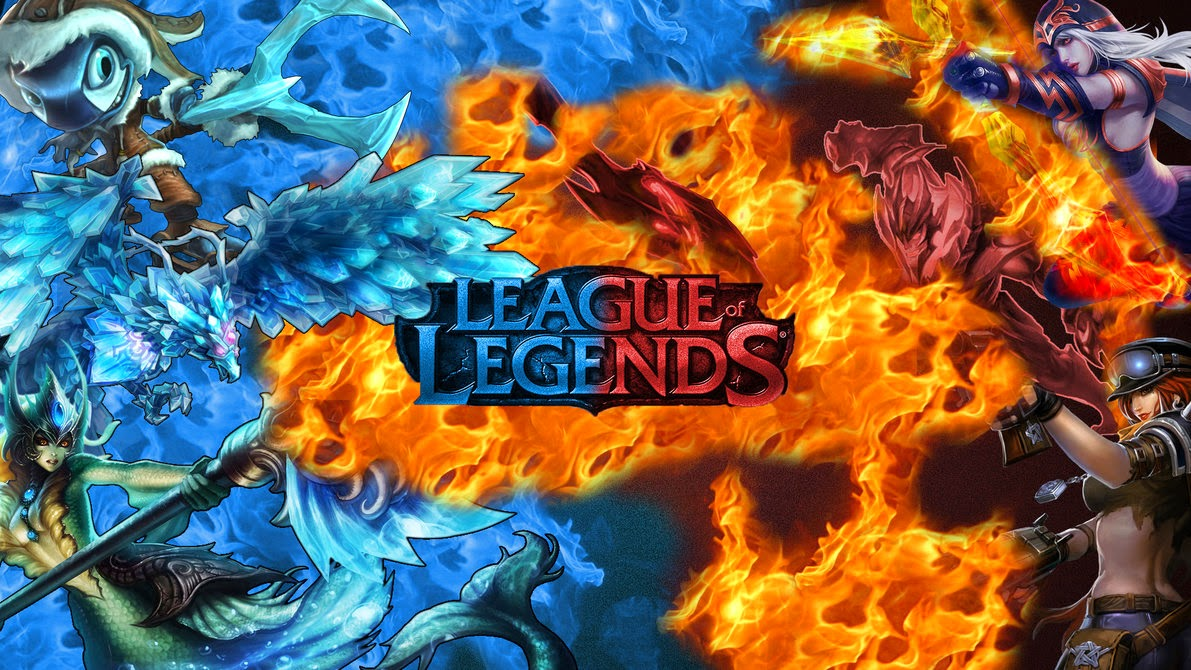how to download league of legends onto a mac