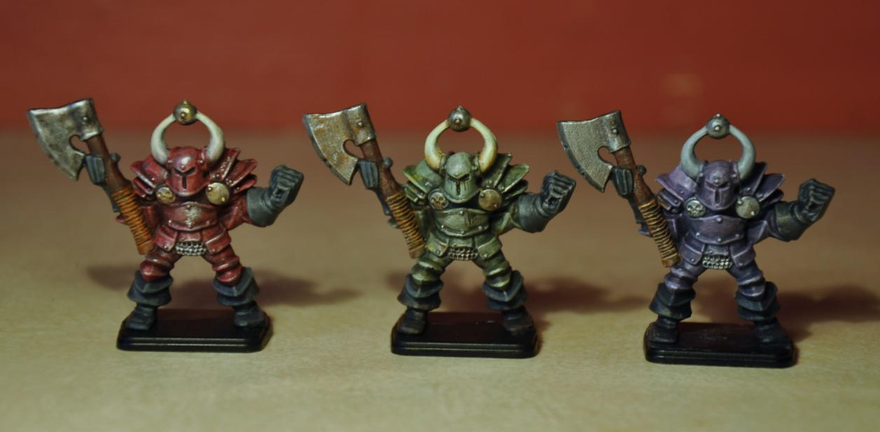 bizzarewarstar heroquest fimirs orcs chaos warriors