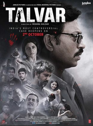 Talvar 2015 Full Hindi Movie Download BRRip 720p