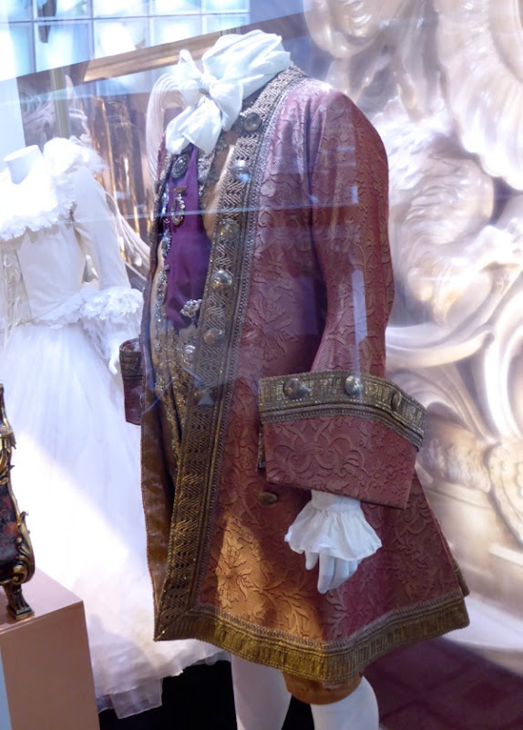 Cogsworth movie costume Beauty and Beast