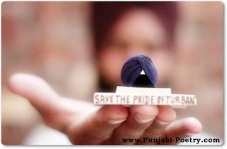 Save The Pride Of Turban