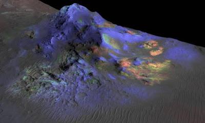Mungkinkah, Kaca Mars Menyimpan Bukti Kehidupan
