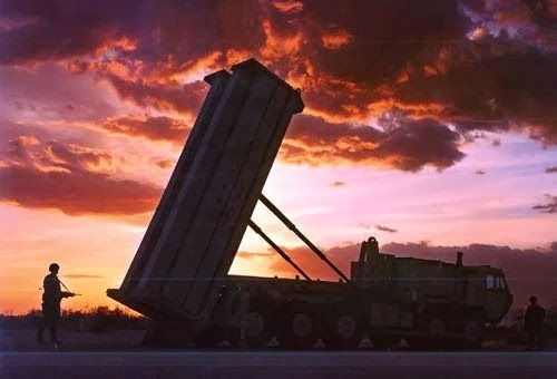 Peluncur sistem THAAD