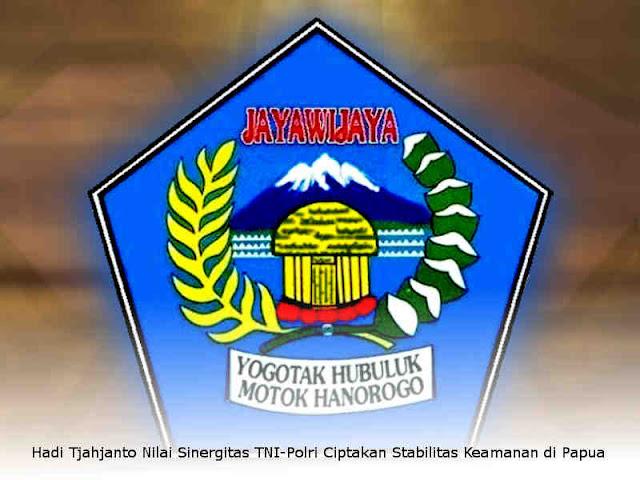 Hadi Tjahjanto Nilai Sinergitas TNI-Polri Ciptakan Stabilitas Keamanan di Papua