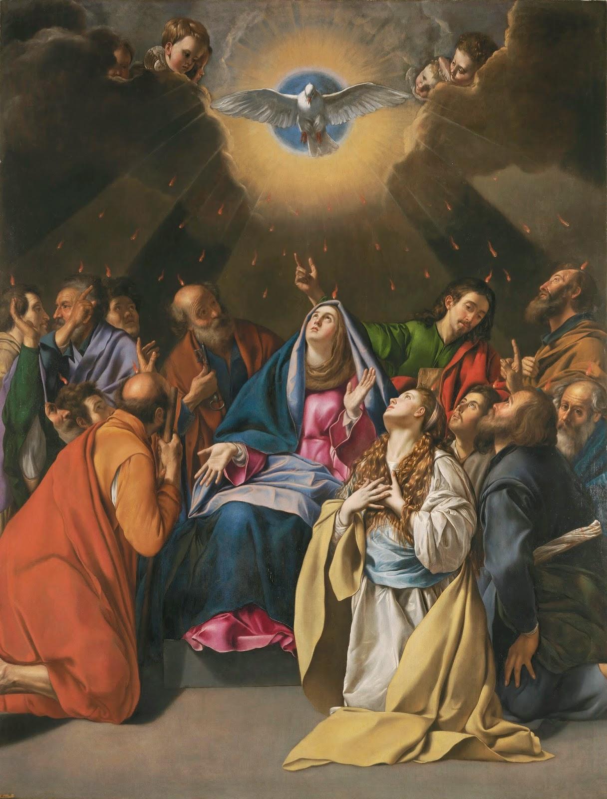Resultado de imagen de pentecostes fray bautista