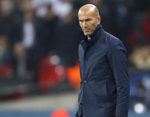 Real Madrid Putuskan Pecat Zinedine Zidane