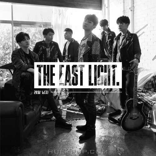 TheEastLight. – Real Man – Single (ITUNES PLUS AAC M4A)