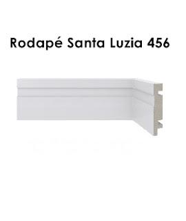 Rodapé Branco no Jardim Paulista