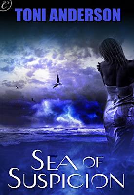 Book Review: Sea of Suspicion, by Toni Anderson, 4 stars