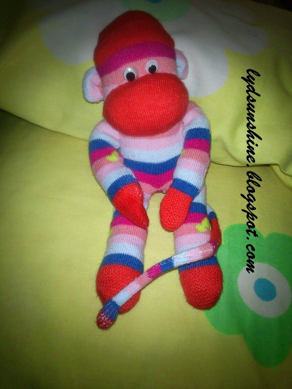 Google Craft Passion Com Sock Monkey