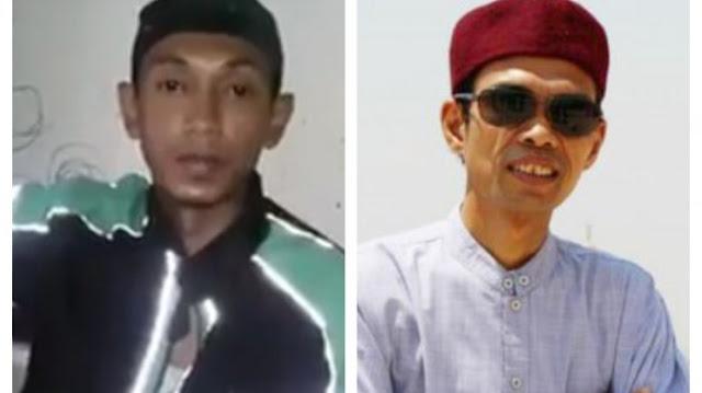 Ngaku Murid Habib....Driver Ojek Online Berani Nantangin Somad Begini....