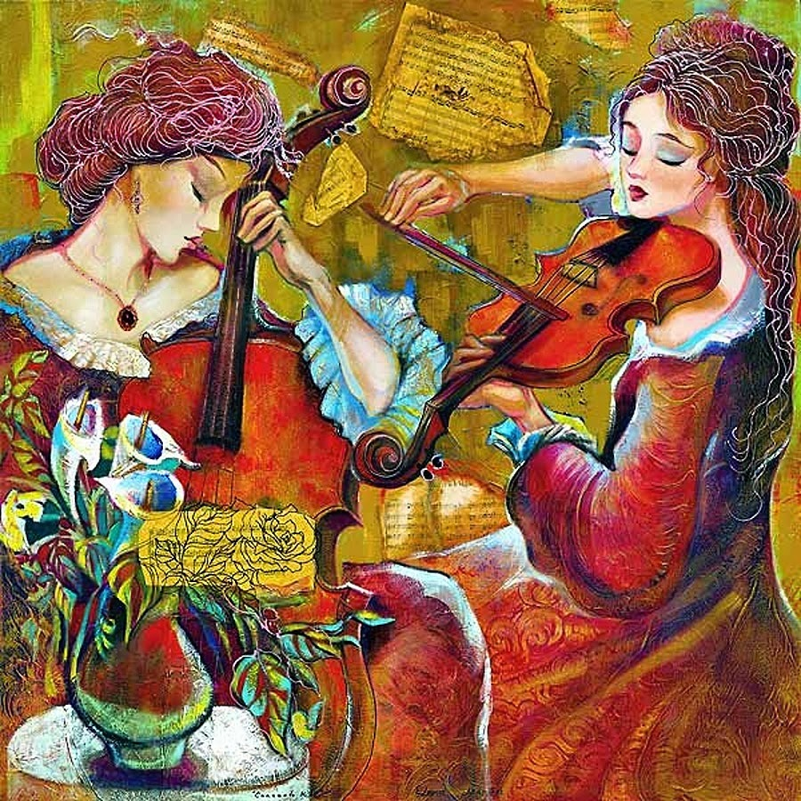 Lena Sotskova www,tuttartpitturasculturapoesiamusica,com ()