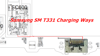 Samsung TAB 4 Charging Ways Solution