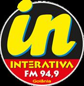 Estúdio ao vivo da Rádio Interativa FM ao vivo