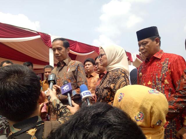 Presiden Puji Keberhasilan Kalsel