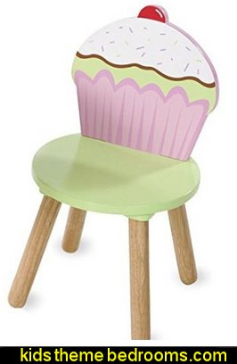 Cupcake Chair, in Green