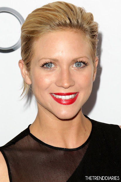 """Brittany Snow Trevor Project' 2012 """"trevor Live"""" Event Honoring Katy Perry Held"""