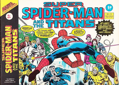 Super Spider-Man and the Titans #211