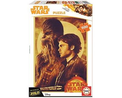 Puzzles Educa de Han Solo