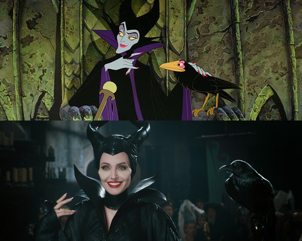 Sleeping Beauty Fable Comes Full Circle With Maleficent