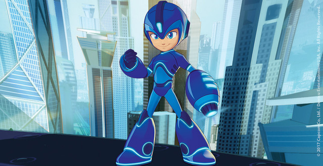 Mega Man od Dentsu Entertainment USA