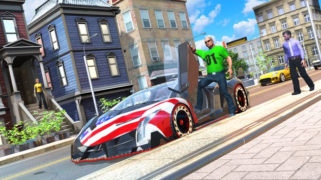 Lambo Car Simulator Apk - Download Game Android Grtais Terbaru