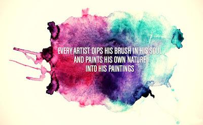 Amazing Artist Quotes