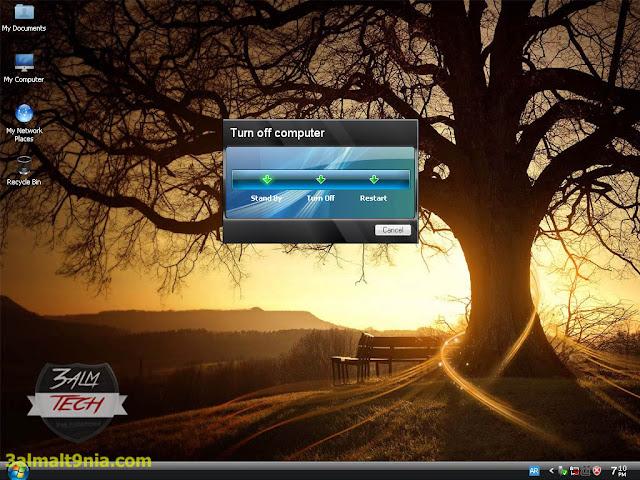 Windows XP Tornado Ultimate -عالم التقنيه