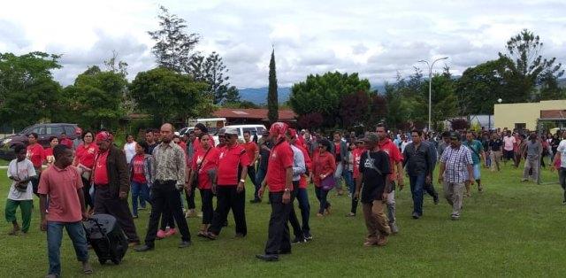 Warga Wamena Meminta, Kapolres Jayawijaya Diganti