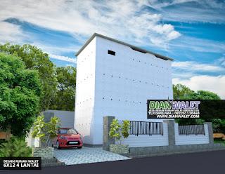 Terbaru Desain Rumah Burung Walet Terbaik Yang Disenangi Walet