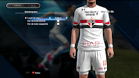 PES 2013 São Paulo FC 2016-2017 GDB by RE-PA Kits