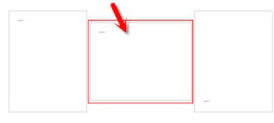 membuat satu halaman di ms word landscape atau portrait
