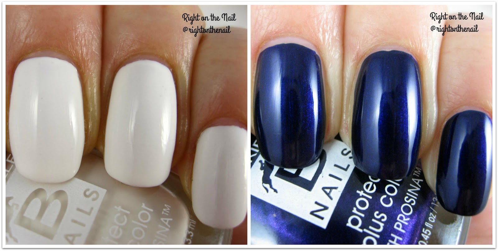 Right on the Nail: Right on the Nail ~ New Barielle with ProSina ...